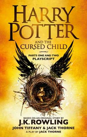 Harry Potter and the Cursed Child Parts I & II de J. K. Rowling