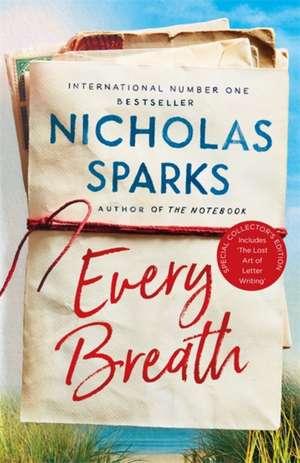 Every Breath de Nicholas Sparks