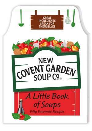 A Little Book of Soups imagine