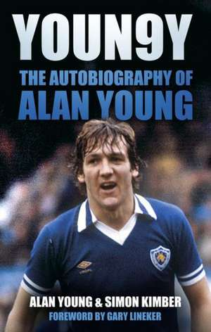 Youngy:  The Autobiography of Alan Young de Alan Young