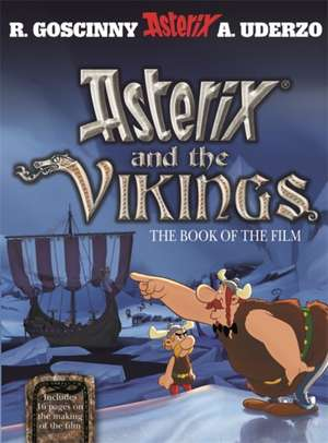 Goscinny and Uderzo Present Asterix and the Vikings