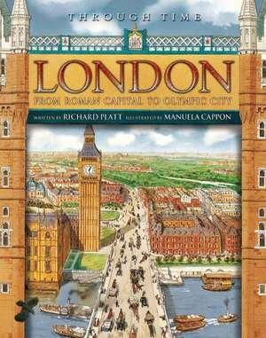 Through Time: London imagine