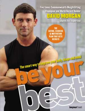 MORGAN DAVID: BE YOUR BEST USA