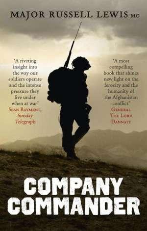Company Commander imagine