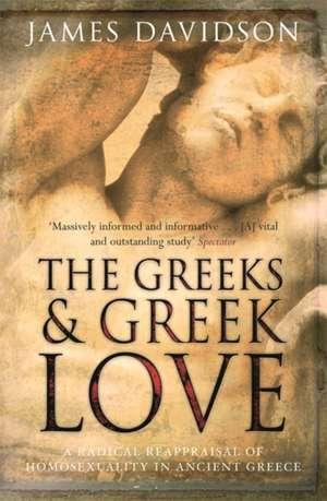 The Greeks And Greek Love
