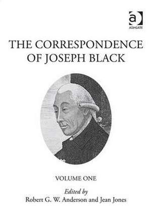 The Correspondence of Joseph Black