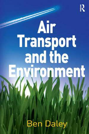 Air Transport and the Environment