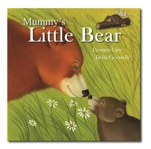 Square Paperback Book - Mummy's Little Bear