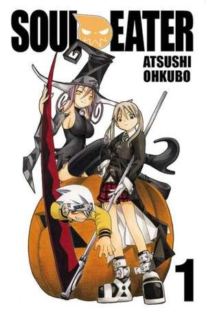 Soul Eater, Vol. 1 de Atsushi Ohkubo