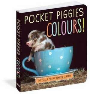 Pocket Piggies Colours!