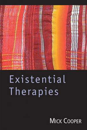 Existential Therapies
