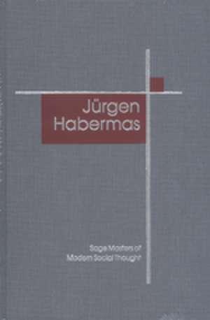 Jurgen Habermas de David Rasmussen