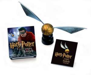 Harry Potter Golden Snitch Sticker Kit de Running Press