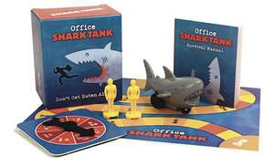 Office Shark Tank: Don't Get Eaten Alive! de Running Press