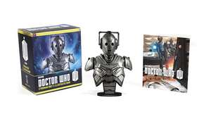 Doctor Who: Cyberman Bust and Illustrated Book de Running Press