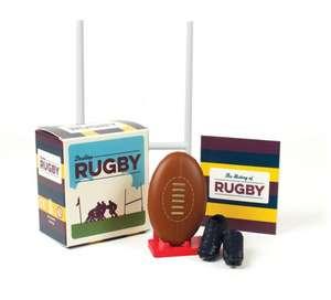 Desktop Rugby de Running Press
