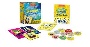 The Little Box of SpongeBob SquarePants: With Pins, Patch, Stickers, and Magnets! de Running Press