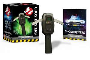 Ghostbusters: P.K.E. Meter de Running Press