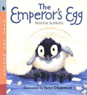 The Emperor's Egg:  Read and Wonder de Martin Jenkins