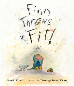 Finn Throws a Fit