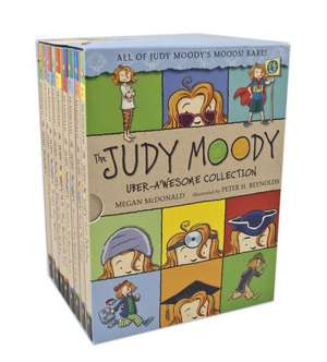 The Judy Moody Uber-Awesome Collection