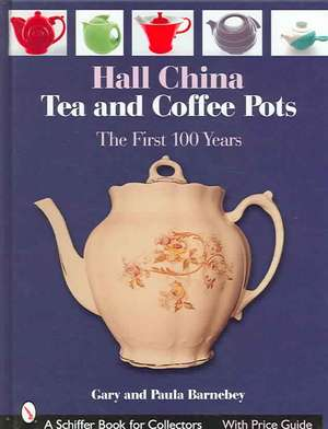 Hall China Tea and Coffee Pots de Gary Barnebey