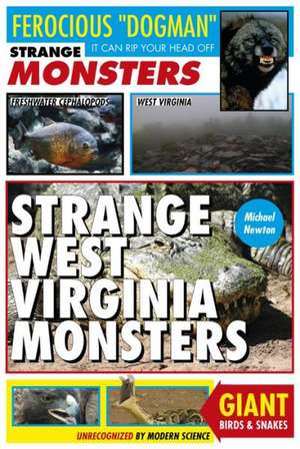 Strange West Virginia Monsters imagine