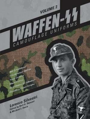 Waffen-SS Camouflage Uniforms, Vol. 2 imagine
