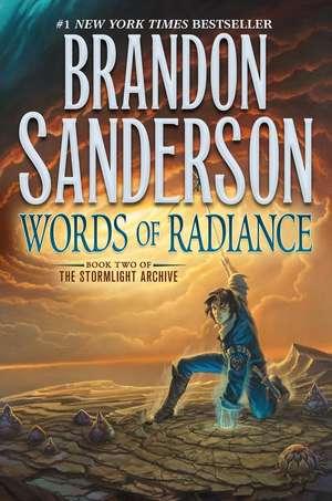 Words of Radiance:  Templar One de Brandon Sanderson