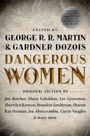 Dangerous Women de George R. R. Martin