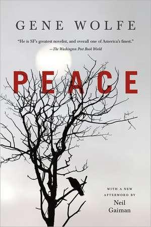 Peace de Gene Wolfe