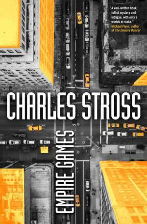 Empire Games de Charles Stross