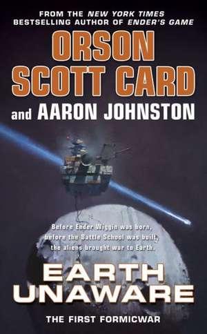 Earth Unaware:  Rapture de Orson Scott Card