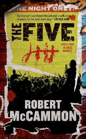 The Five de Robert McCammon