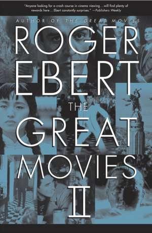 The Great Movies II de Roger Ebert