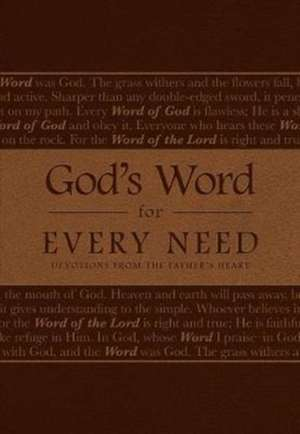 God's Word for Every Need de Mark Stibbe