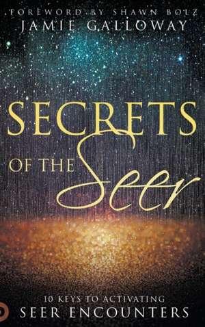 Secrets of the Seer de Jamie Galloway