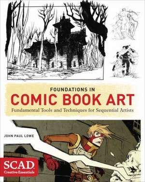 Foundations in Comic Book Art