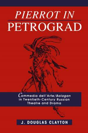 Pierrot in Petrograd