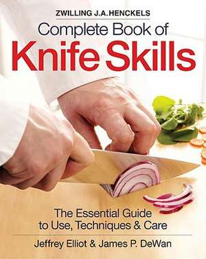 Zwilling J.A. Henckels Complete Book of Knife Skills imagine