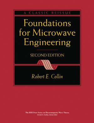 Foundations for Microwave Engineering imagine
