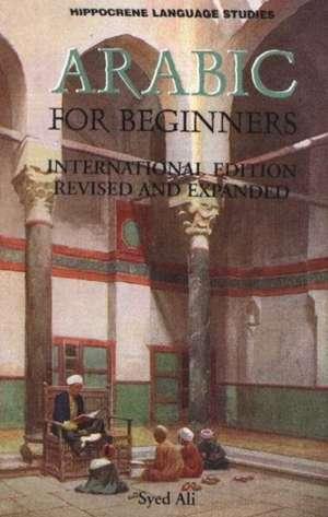 Arabic for Beginners de Syed Ali