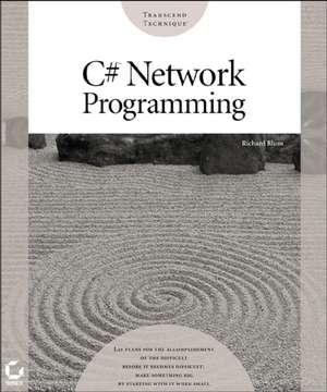 C# Network Programming de Richard Blum