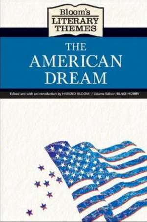 The American Dream de Harold Bloom