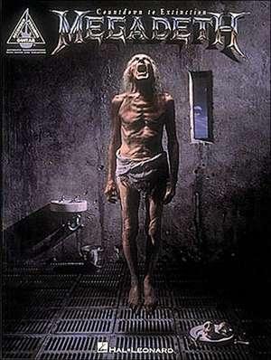Megadeth: Countdown to Extinction de Hemme Luttjeboer
