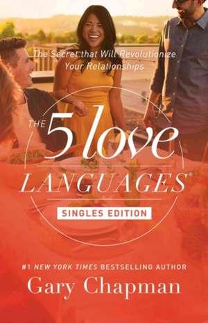 5 LOVE LANGUAGES SINGLES ED PB