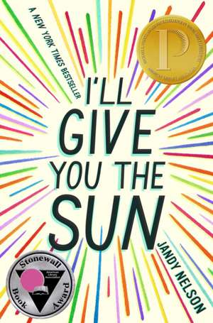 I'll Give You the Sun de Jandy Nelson