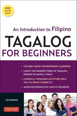 Tagalog for Beginners imagine