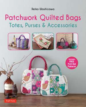Patchwork Quilted Bags imagine