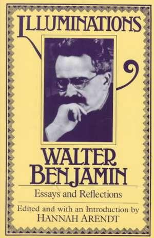 Illuminations de Walter Benjamin